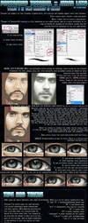 T1 The Basics and Eyes by ellastasia