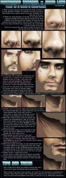 T3 Nose and Skin by ellastasia