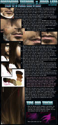 T4 Facial Hair and Hair by ellastasia