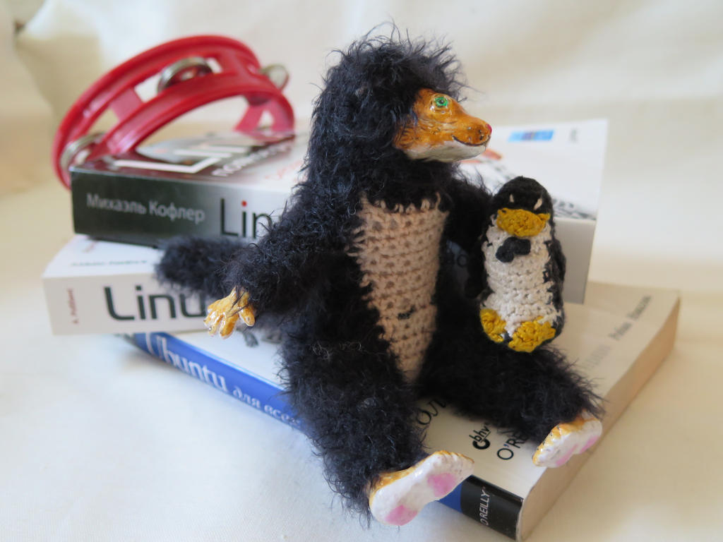 Linux users by LorianGrace