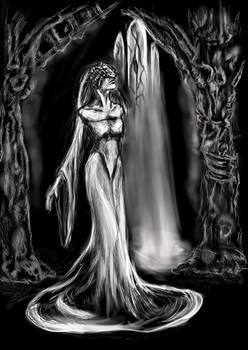 The Priestess (First Night, Superbia)