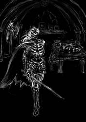 The Knight (Third Night, Invidia)