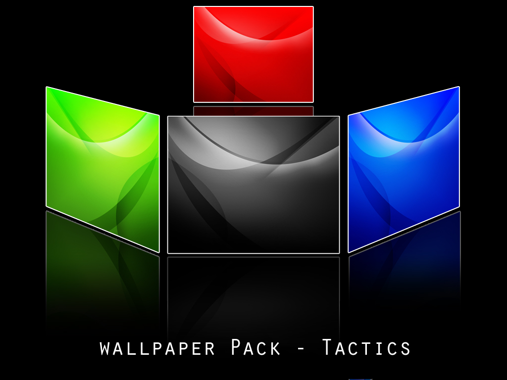 Wallpaper Pack - Tactics by ToGa-Design