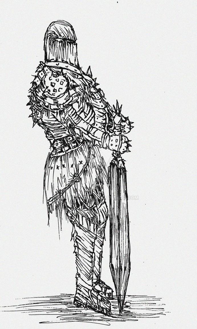 dark Knight by HenriqueHs