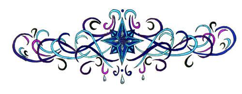 Tattoo design by Ryven