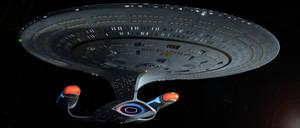 U.S.S Enterprise D