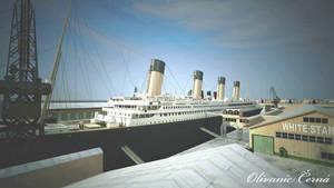 Southampton WIP Render