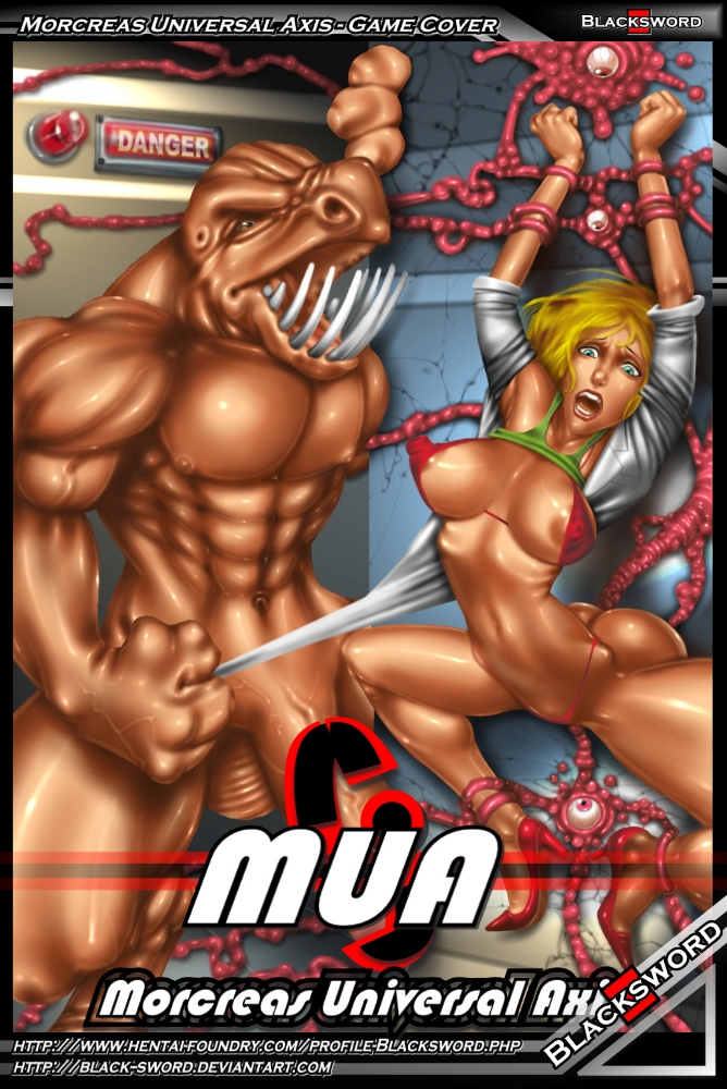 M.U.A. Game Cover Illustration by Black--Sword