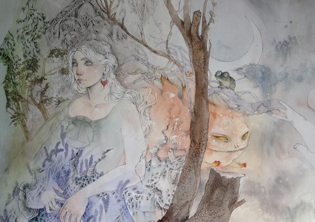 luna lovegood by naomi