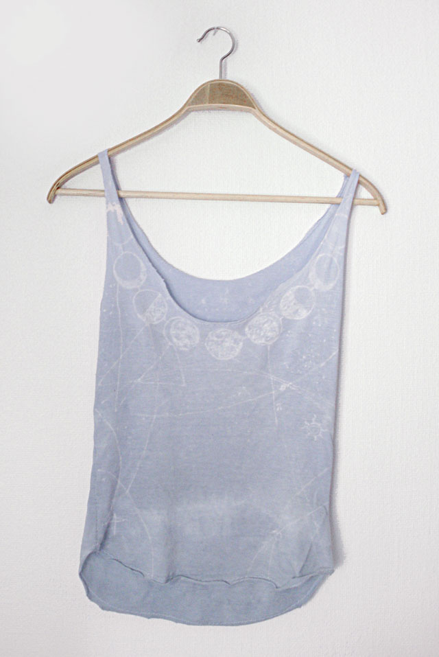 pale moon tank top by naomi