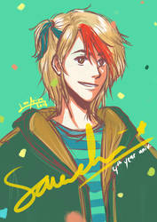 Sacchiiiii Happy Birthday!!