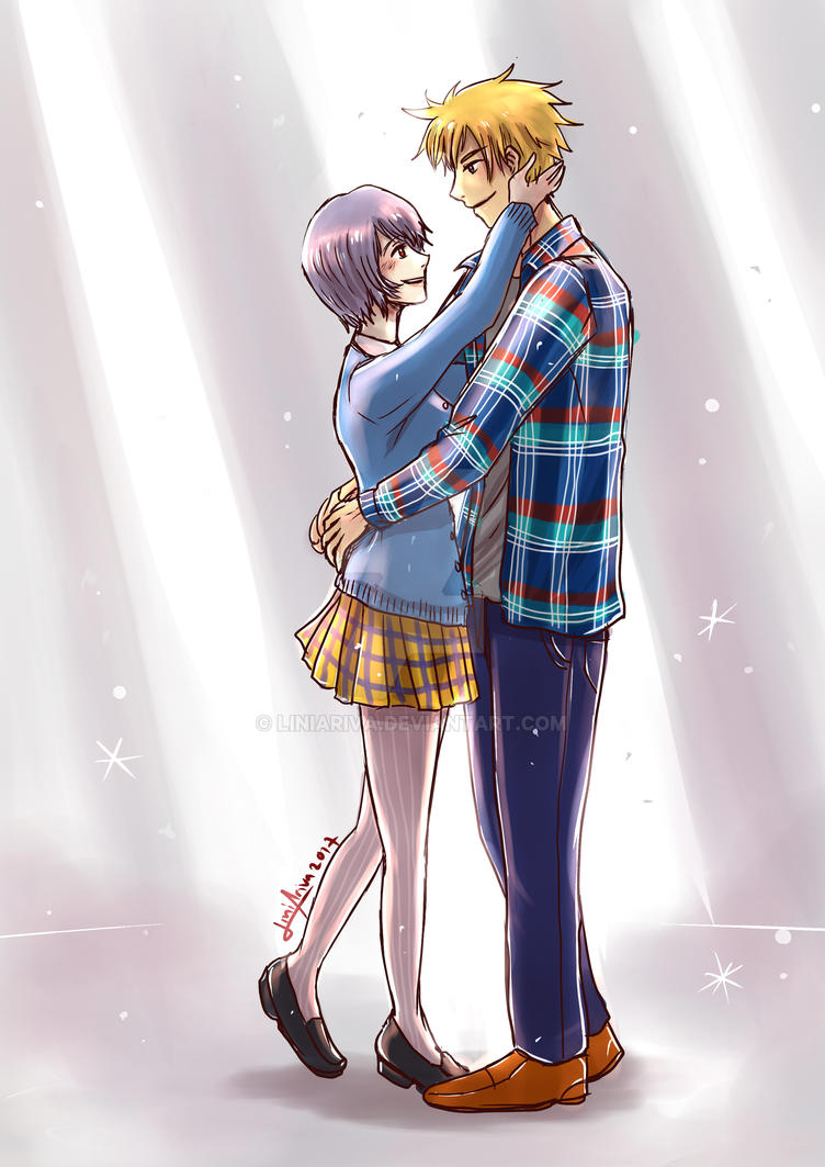 +C+ Rei and Patrick 4 by LiniAriva