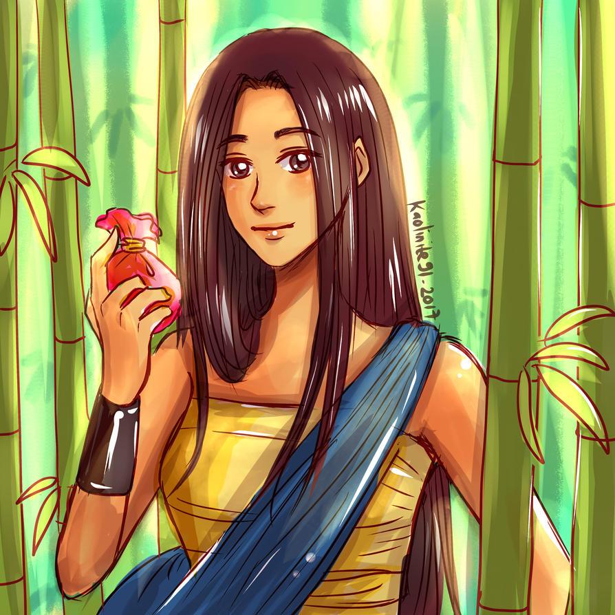 Timun Mas by LiniAriva