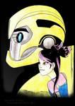 Miko and Bumblebee