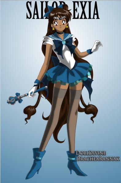 Sailor Exia by Eva4Aikka