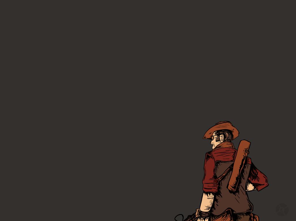 TF2 Sniper Wallpaper by CrisNMP on DeviantArt