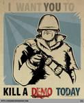 Soldier TF2 Propaganda Contest