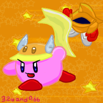 Rope Beware! Cutter Kirby is here! by 326and966