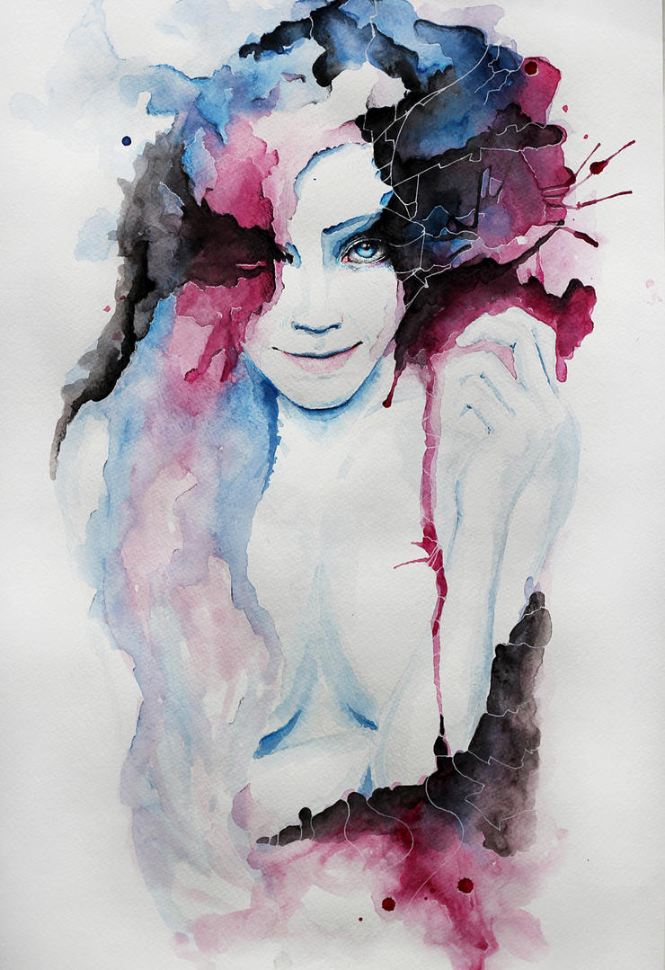 8 by saswatercolor