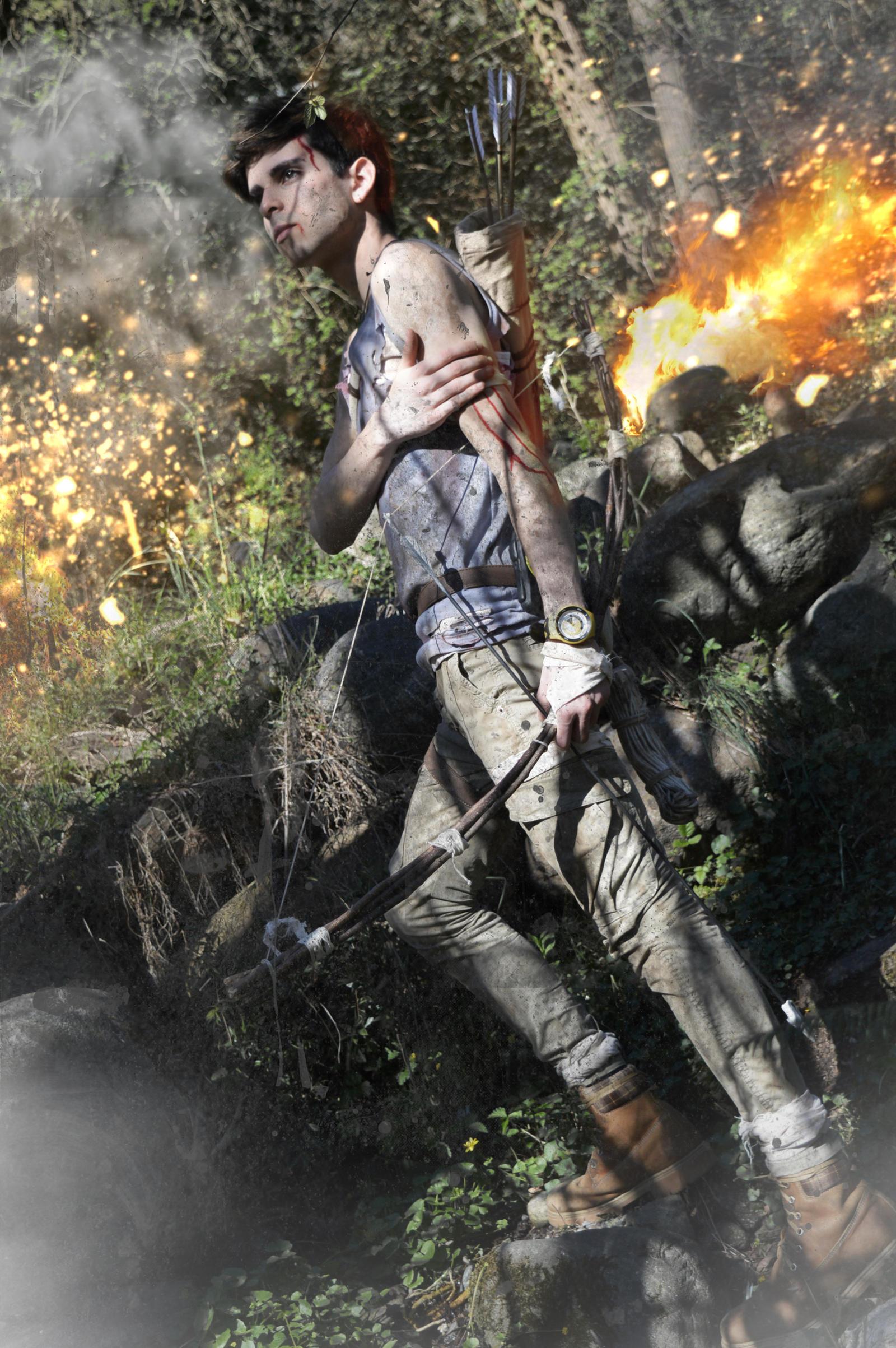 Tomb Raider The Angel of Darkness Lara Croft Cosplay ...