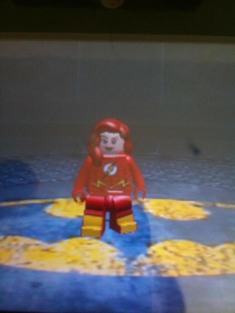 lego batman 2 wallpaper flash - photo #9