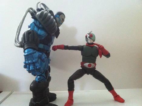 Rider Punch!