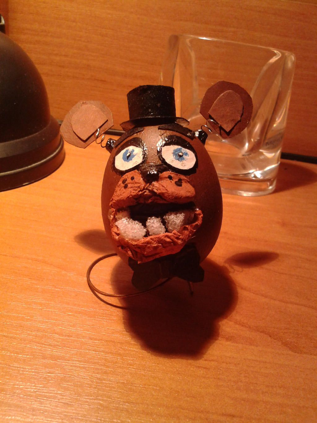 egg Freddy by miawell1990