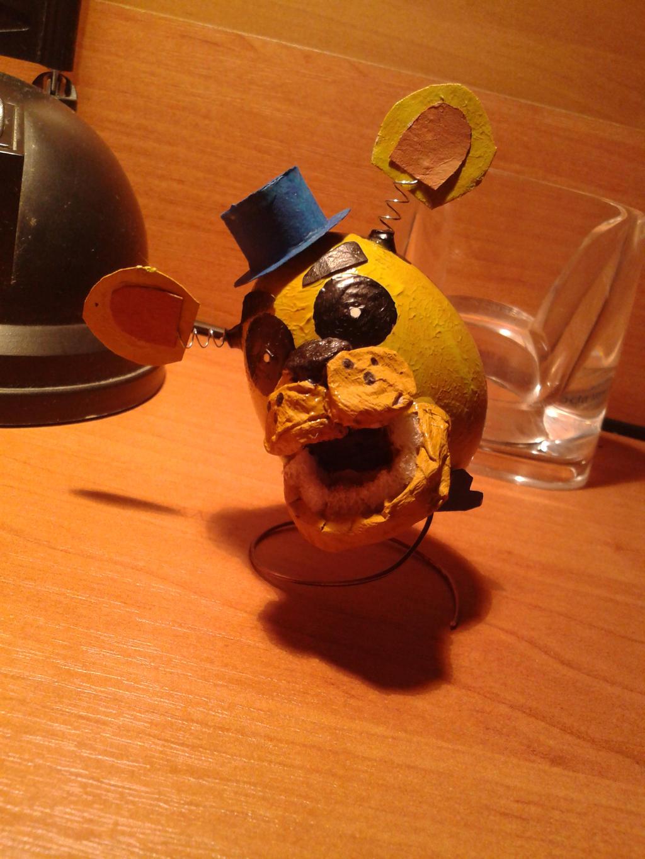 egg Golden Freddy 1 by miawell1990