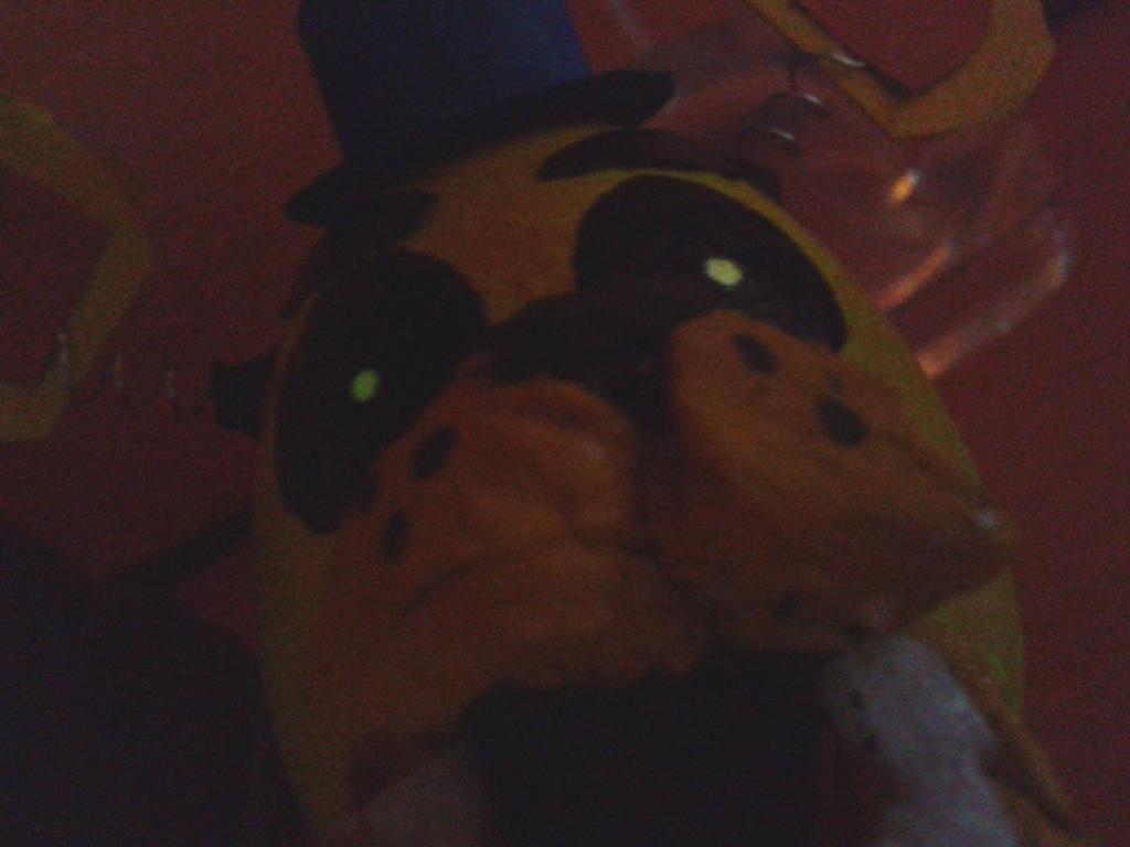 egg Golden Freddy 2 by miawell1990