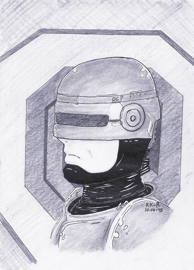 Robocop by miawell1990