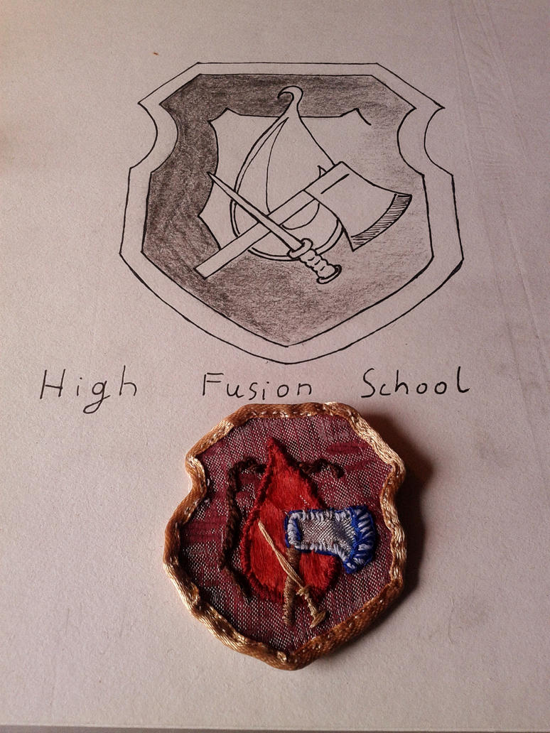 High Fusion School cosplay 1 by miawell1990