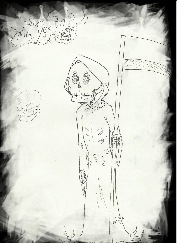 Mr.Death by miawell1990