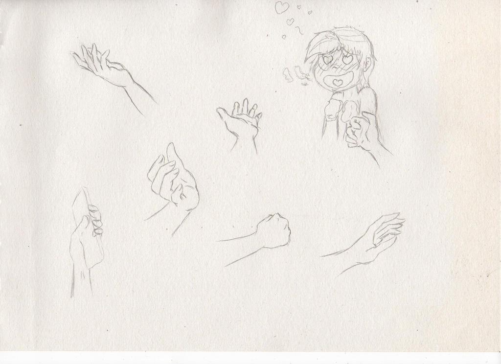 Ray hands by miawell1990