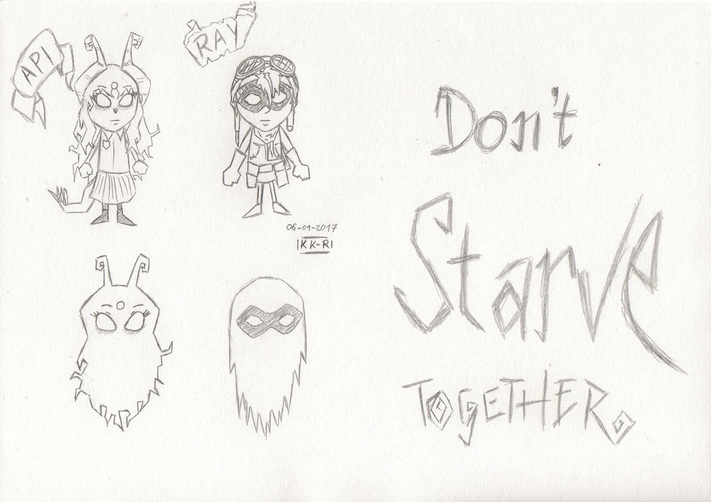 Dont Starve Together Api and Ray by miawell1990