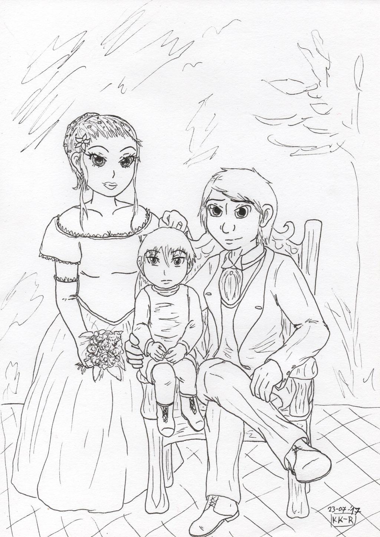 family Carpadie by miawell1990