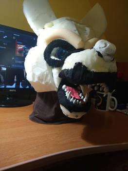 Wolf's mask- stream