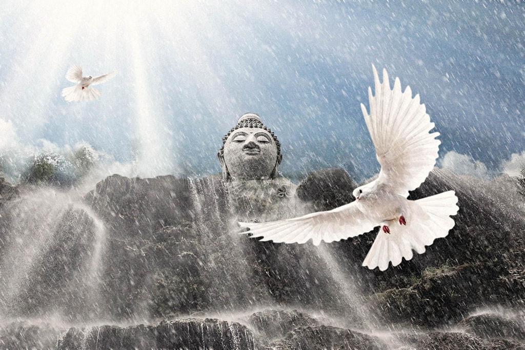 Blessings by Rocapurpura