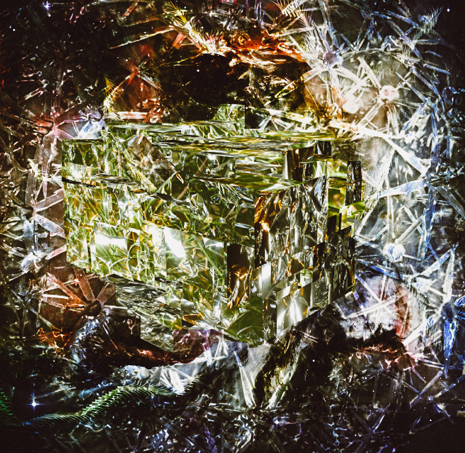 Abstracto by Rocapurpura
