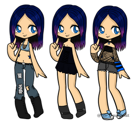 Outfits // Roxy Set by SS-Trashboat