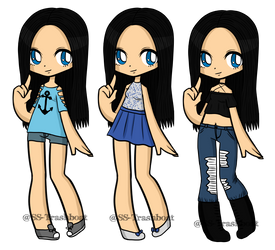 Outfits // Valerie Set by SS-Trashboat