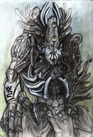 Sygrid Wraith by ArachnaFonFenris