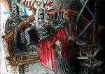 Secrets of beastman's rites by ArachnaFonFenris