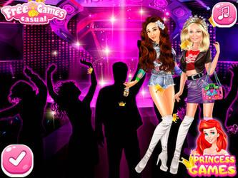 Ariana and Gigi by Racesgirl2000-1