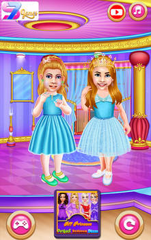 Li'l Estella and Li'l Jessie