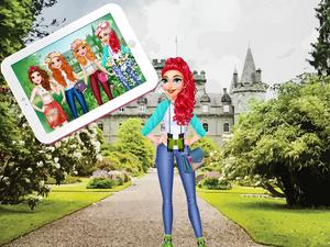 Ariel in Ireland
