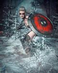 Runa Viking by TwiztedMetal3D