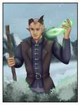 Ketat the Magician