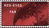 DM Stamps- Red-Eyes by KuroKarasu