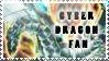 Cyber Dragon Stamp by KuroKarasu