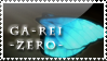 GRZ Stamp- Blue Morpho wings by KuroKarasu